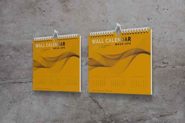 Calendari Da Parete Personalizzati Orizzontale O Verticale Stampa Brescia
