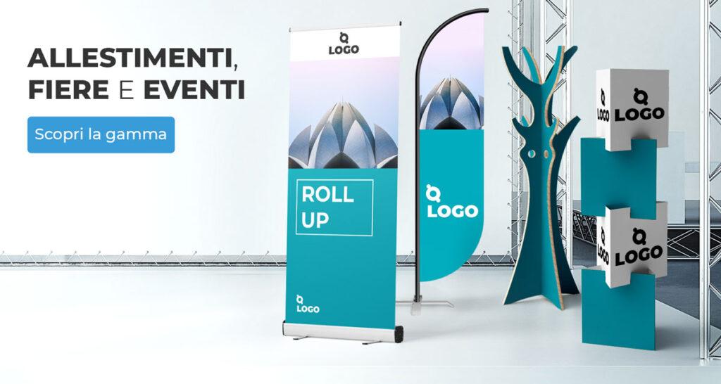 Materiale Pubblicitario Per Fiere Esposizioni Sagre Eventi Brescia