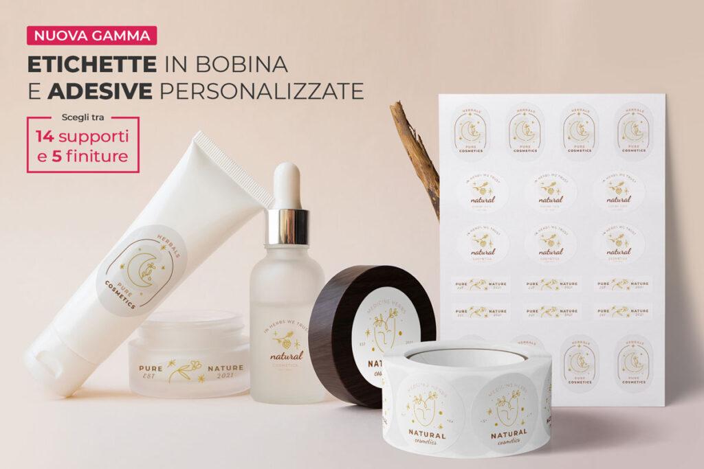 Etichette Adesive Personalizzate Brescia