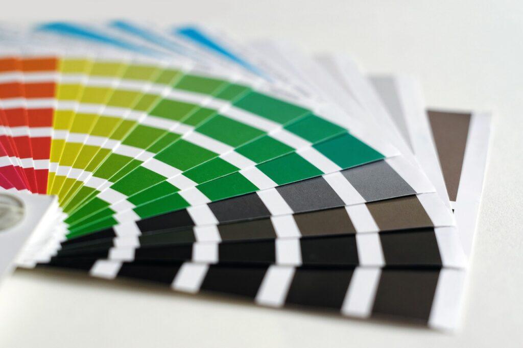 Stampa Litografica Print, Colors, Stencil