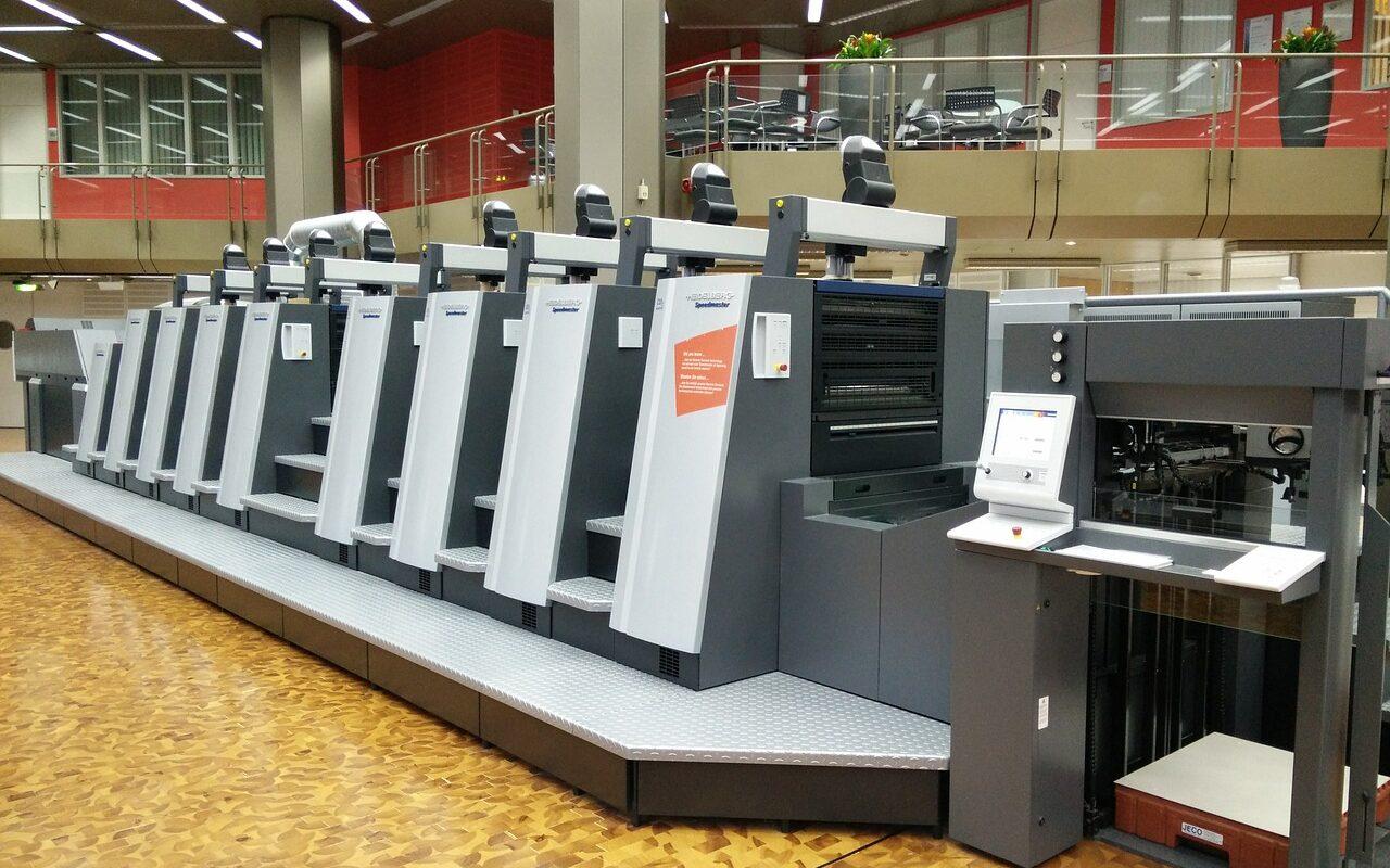 Press, Machine, Printing-538908.Jpg
